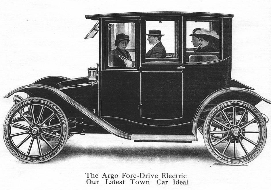 Electric Vehicle History Article