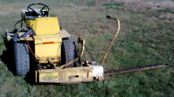 Electric Tractor Sites